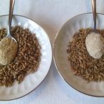Солод ржаной и пшеничный неферментированный (белый солод)