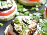 Закуска из овощей гриль ингредиенты