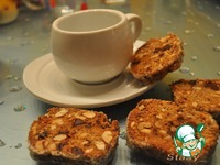 Печенье из хлебных крошек ингредиенты