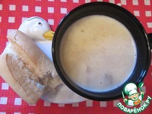 Суп-пюре из форели пошаговый рецепт приготовления с фотографиями готовим