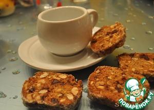 Печенье из хлебных крошек