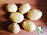 Идеальный запеченный картофель ингредиенты
