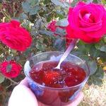 Варенье из розовых лепестков