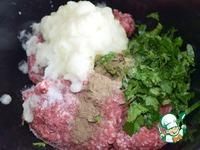 Чебуреки на простокваше или кефире ингредиенты