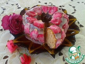 """Рецепт Кекс """"Абсолютно розовый"""""""