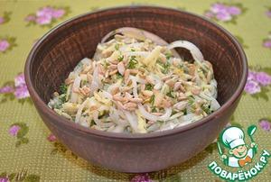 Как готовить Салат с редиской вкусный пошаговый рецепт с фотографиями