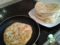 Хачапури с сыром ингредиенты
