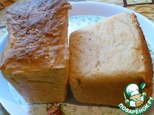 Рецепт Бездрожжевой постный хлеб