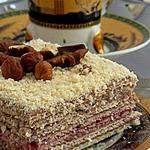 Торт вафельный Восточный