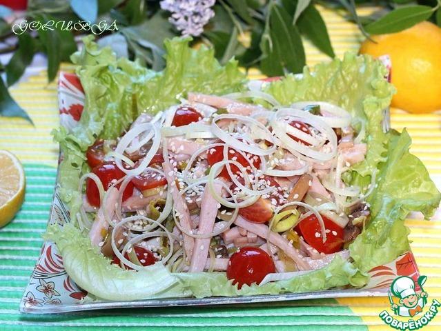 Рецепт салата под шубой без картошки