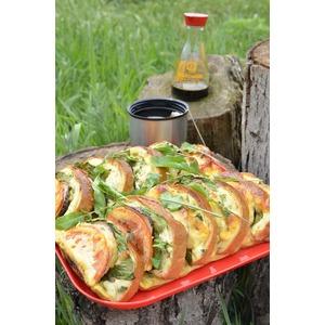 """Бутерброды """"Закусочные"""" сырно-овощные"""
