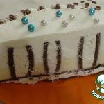 """Торт """"Подарки Снежной королевы"""""""