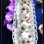 Кексы с батончиками Сникерс