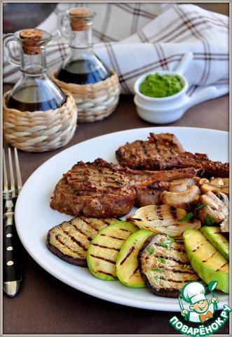 Соус для мяса рецепты стейк