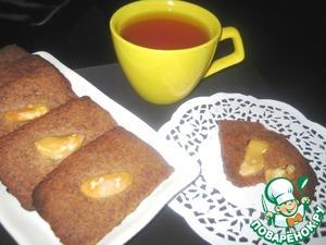 Рецепт Шоколадное печенье с бразильским орехом
