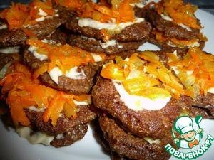 Рецепт Оладушки из куриной печени