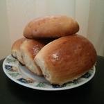 Простые пирожки с мясной начинкой