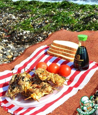 Простыеы блюд на пикник