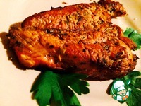 Копченая куриная грудка на сковороде за 30 минут ингредиенты