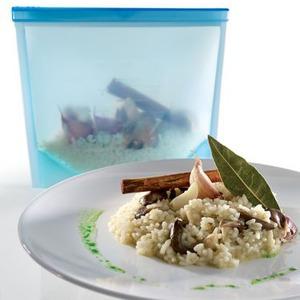 Рецепт Ароматный рис с грибами