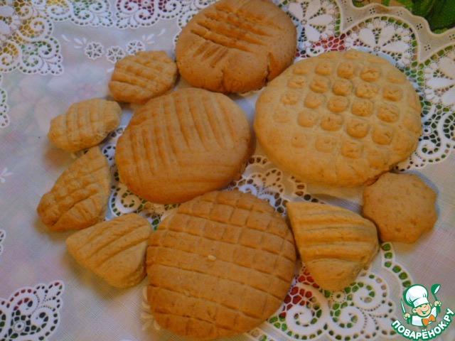 Рецепт теста печенья без яиц