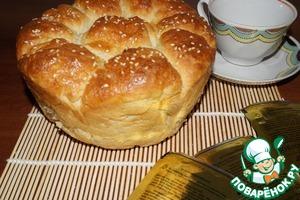 "Рецепт ""Кислый хлеб"" по-турецки"