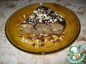 Рецепт Ореховый торт (мазурка)