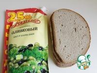 """Салат """"Сухарики"""" ингредиенты"""