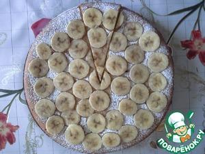 Рецепт Банановый манник (на молоке)