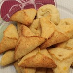 Тыквенные пирожки с апельсином