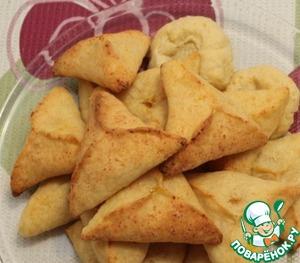 Рецепт Тыквенные пирожки с апельсином