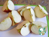 Тёртый пирог с яблоками ингредиенты