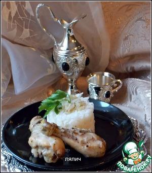 Рецепт Экспресс-курица в собственном соку