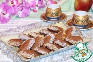 Рецепт Печенье шоколадное на майонезе «Моментальное»