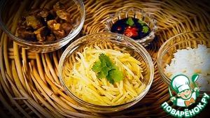 Рецепт Камдича-картофельный салат