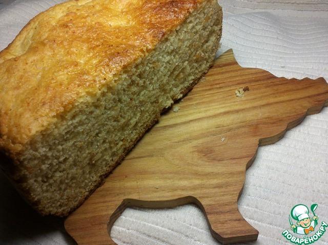 Овсяный хлеб на закваске рецепт