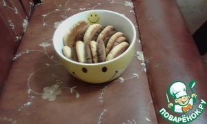 Рецепт Печенье на майонезе