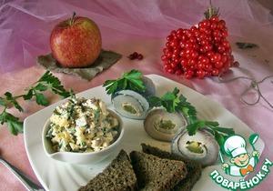 Рецепт Салат к рольмопсам