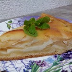 Пирог цветаевский с яблоками