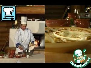 Рецепт Традиционные русские блины