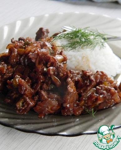 Блюда мяса свинины рецепты