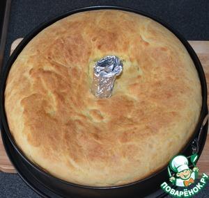Рецепт Бабулино дрожжевое тесто