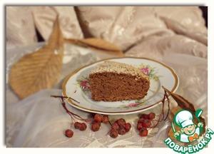 Рецепт Шоколадный пирог на майонезе