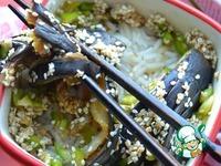 Рис с баклажаном ингредиенты