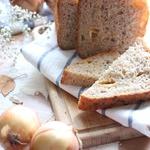 """Хлеб """"Хлебец луковый с сыром"""""""