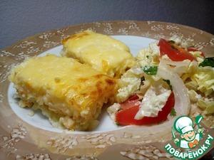 Рецепт Запеканка картофельная со сливками