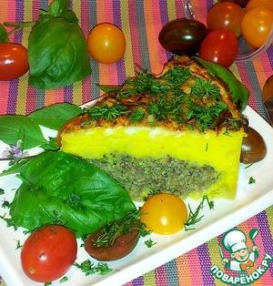 Как приготовить Картофельная запеканка с грибами простой рецепт с фото