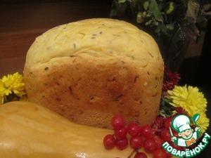 Рецепт Хлеб тыквенно-майонезный