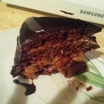 """Домашний шоколадный торт """"Гигант"""""""
