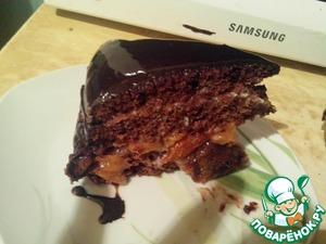 Рецепт Домашний шоколадный гигант